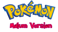 Pokemon Malum Version Logo