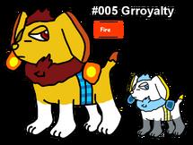 -005 Grroyalty