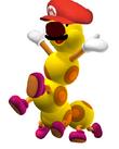 Wiggler Mario