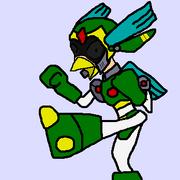 Zephyr Quetzal Silly
