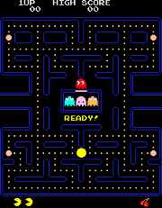 Pac-Man Stage