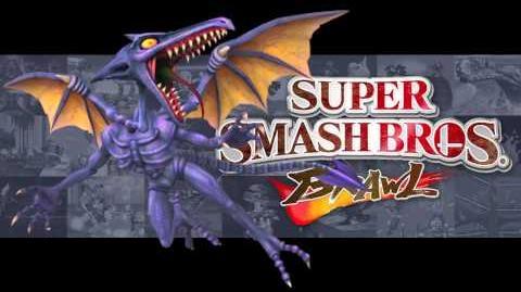 Vs. Ridley (Super Smash Bros
