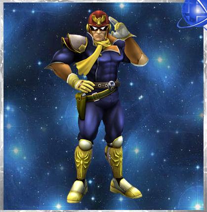 File:SSBU- Captain Falcon.png