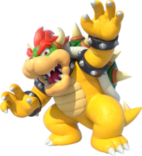 Bowser - Mario Party 10-1-