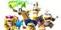 Super Smash Bros. Galaxy/Assist Trophies and Pokéballs