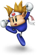 Knuckle Joe SSBR character