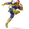 Captain Falcon SSB4
