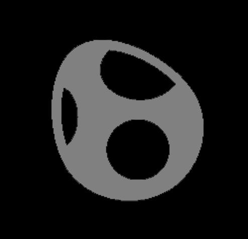 Fichier:Yoshi Symbol.png