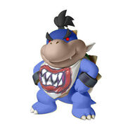 Dark Bowser Jr