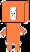 Hood'em orange