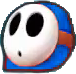 Blue Shy Guy Icon MGGT