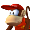 Diddy Kong MKO