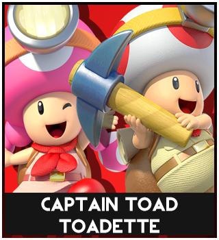 Captain ToadSSBV