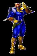 GX Captain Falcon