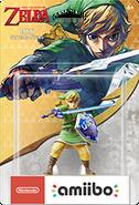 Amiibo - Zelda - Link Skyward Sword - Box