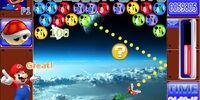 Super Mario: Bubble-Pop Bazar