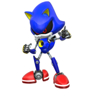 Eggman sends in metal sonic by nibroc rock-d9b4yx7