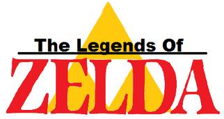 Legand of Zelda DX logo