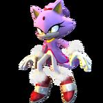 Sonic z blaze