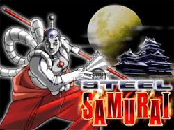 SteelSamuraiTVSeries