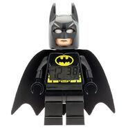 LEGO-Batman-Minifigure-Clock