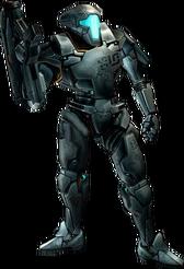 Galactic Federation Marine mp2 Artwork 2