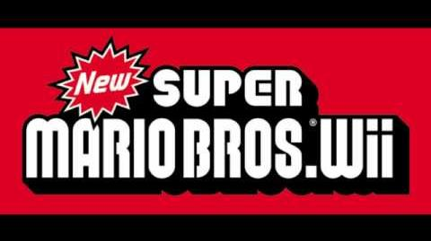 Title Screen (New Super Mario Bros