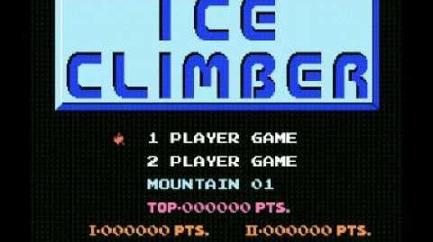 Title Theme (Ice Climber)
