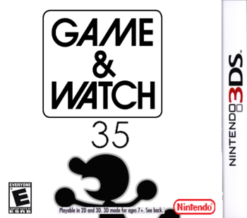 Game & Watch 35