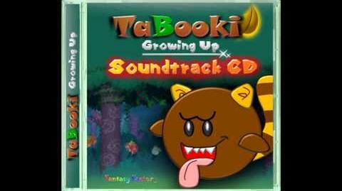 TaBooki Growing Up Soundtrack- World 4 Desert of Darkness