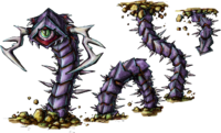 King Worm Doomtroid