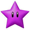 Purple Star SMW3D