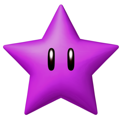 File:Purple Star SMW3D.png