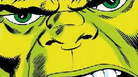 Sueprhero Origins The Hulk