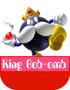 King Bob-omb MR