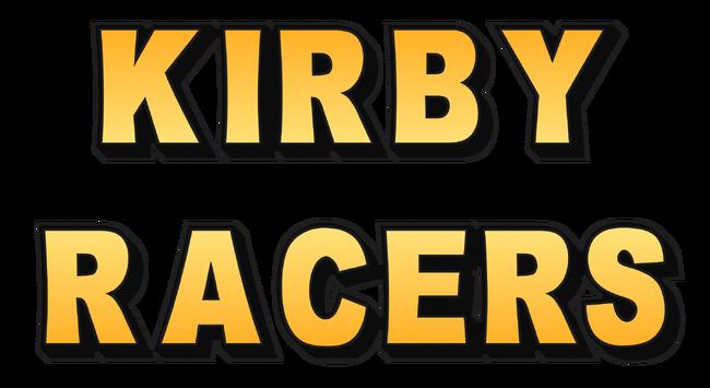 Kirby Racers Logo