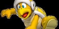 New Super Mario Bros.: Cosmic Adventure/enemies