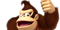 Super Smash Bros. Combat/Donkey Kong