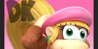 Dixie Kong (Super Smash Bros. Obliteration)