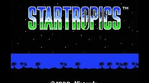 Alien Spaceship Dungeon (Startropics)