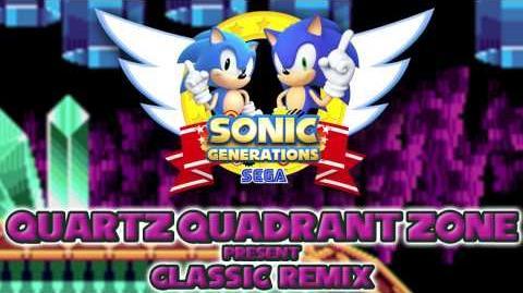 Quartz Quadrant (Present) Classic - Sonic Generations Remix