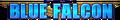 BlueFalcon Logo