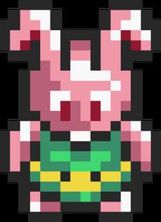 ALttP Bunny Link
