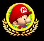 Baby Mario Tennis Icon