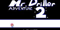 Mr. Driller Adventure 2