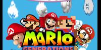 Mario Generations