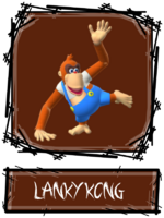 Lanky Kong SSBR