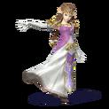 480px-SSB4 - Zelda Artwork