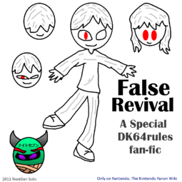 Flase Revival Poster