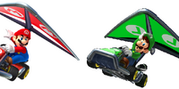 Mario Kart: Ultimate Challenge/Kart Parts